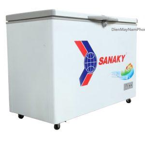 Tủ đông Sanaky VH-2599A1 208L dàn đồng