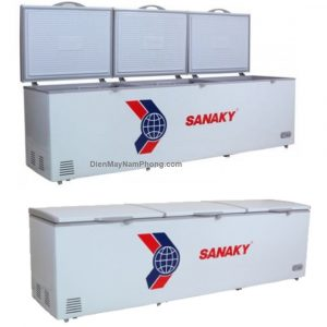 Tủ đông Sanaky VH-1368HY2 1300 lít, 1 ngăn đông 3 cánh