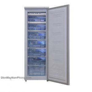 Tủ đông Sanaky VH-230HY 230 lít kiểu đứng