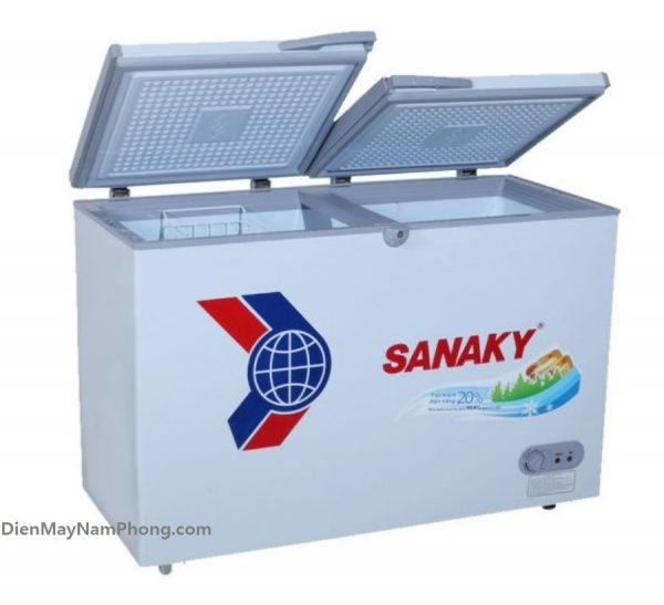 Tủ đông Sanaky VH-3699A1 270 lít dàn đồng