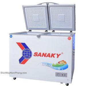 Tủ đông Sanaky VH-3699W1 260L dàn đồng